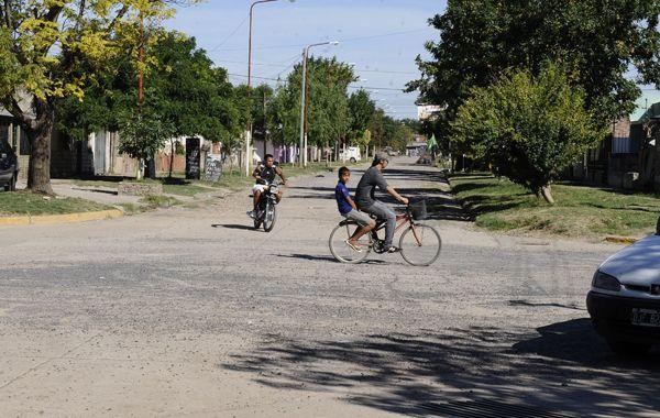 El hecho se produjo en la vecina localidad de Villa Gobernador Gálvez.