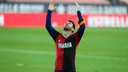 Newells tiene derecho a ilusionarse con Messi