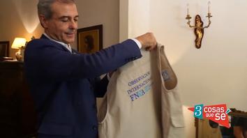 Diego Sueiras: Sumamos 30 años trabajando en lo ambiental
