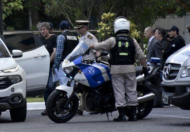El exvicepresidente fue detenido esta mañana.