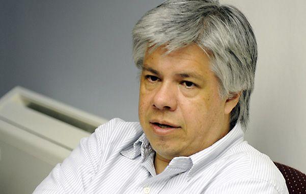 Sosa Escudero estuvo en Rosario para presentar la reunión anual de economía política.