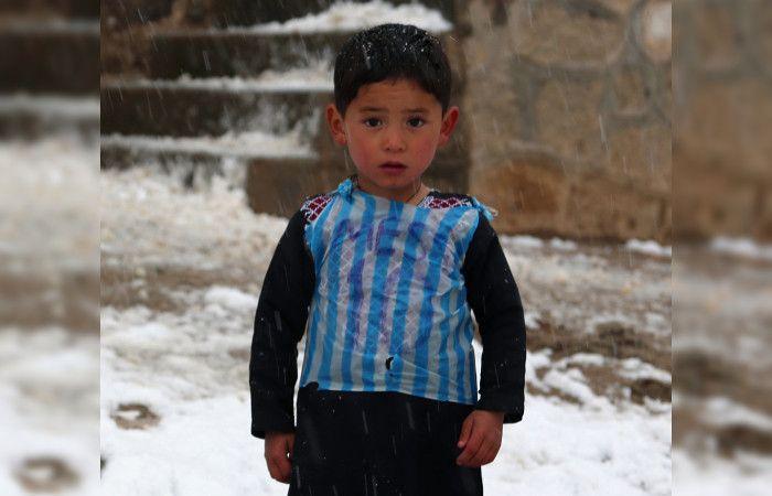 Murtaza es afgano