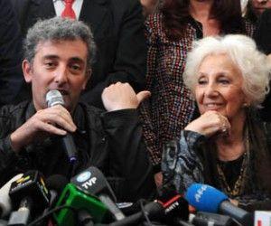 El Papa Francisco manifestó su alegría a Carlotto por el hallazgo de su nieto