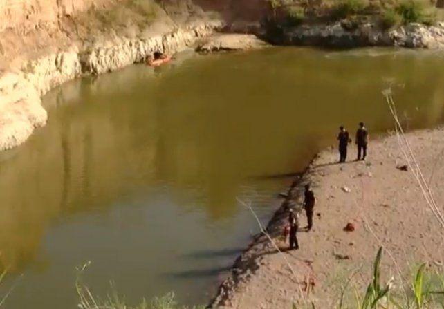 Un muchacho de veinte años se metió al arroyo Saladillo a refrescarse y murió ahogado