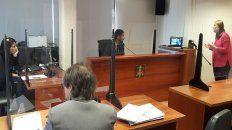 La audiencia imputativa realizada en los Tribunales de San Jorge.