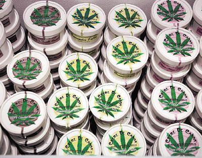 Helados de marihuana como alternativa a pacientes en Los Ángeles