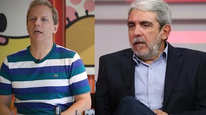 El dibujante Nik denunció a Aníbal Fernández por amenazas