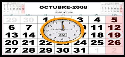 Ahorro energético: desde el domingo 19 habrá que adelantar el reloj