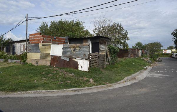 La esquina donde cayó malherido el joven Nelson David Alfonso.  (Sebastián Suárez Meccia / La Capital)