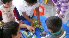 Fernanda Medina destacó la tarea de los Centros de Cuidado Infantil como política pública de cuidado para los más chicos.