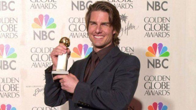 """Tom Cruise devolvió sus premios como mejor actor por sus actuaciones en """"Jerry Maguire"""""""