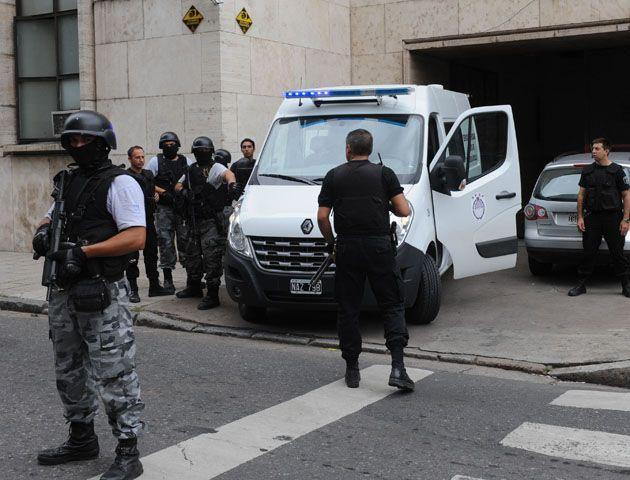 El funcionario judicial pidió la creación de grupos especiales contra la narcocriminalidad.