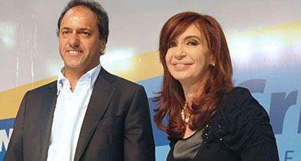 Scioli reunirá a la cúpula del PJ para ratificar el respaldo unánime a la candidatura de Cristina