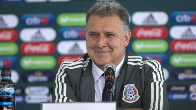 Tata Martino: Lo quiero mucho a Diego pero no sé si tanto