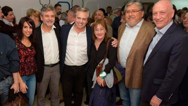 Bonfatti saludó a Alberto F y Di Pollina renovó críticas