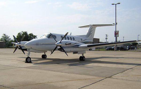 Una avioneta del mismo modelo que la que se accidentó en Tigre.