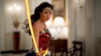 """""""Wonder Woman 1984"""" se podrá ver en HBO Max el 25 de diciembre. HBO Max sólo está disponible en EEUU."""