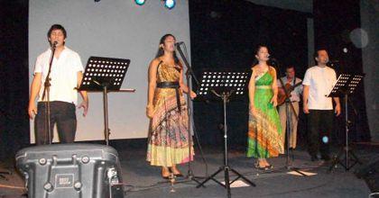 Encuentro Argentino de Grupos Vocales en Posadas, una expresión que no tiene límites