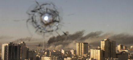 Israel no para: atacó la sede de la ONU, un centro de prensa y un hospital