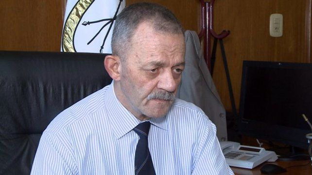 El jefe de la policía provincial