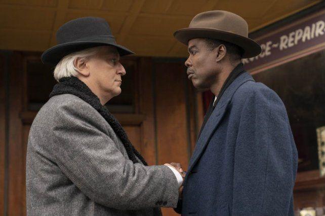La mafia italiana encabezada por Donatello Fadda (Tommaso Ragno) y el Sindicato afroamericano, liderado por Loy Cannon (Chris Rock), disputan cada centavo de los negocios turbios de Kansas en la década del 50.