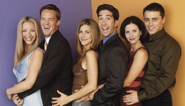 El elenco completo de la icónica sitcom.