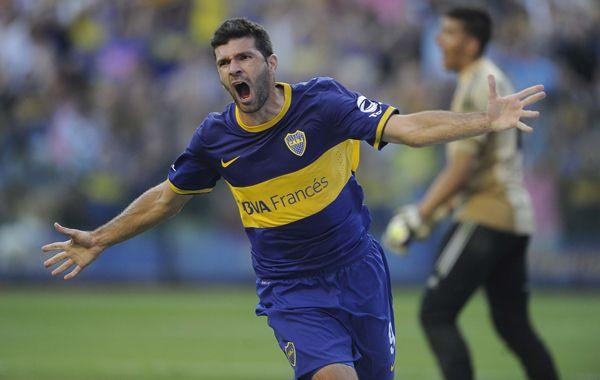 Boca bajó al líder Estudiantes y consiguió su primer triunfo en el torneo