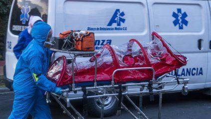 Otras 383 personas murieron y 24.999 fueron reportadas con coronavirus en el país