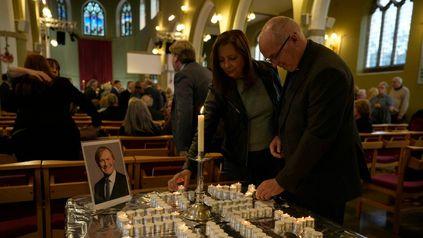Este domingo se hizo una misa en Essex para recordar al diputado asesinado. Representaba a ese distrito.