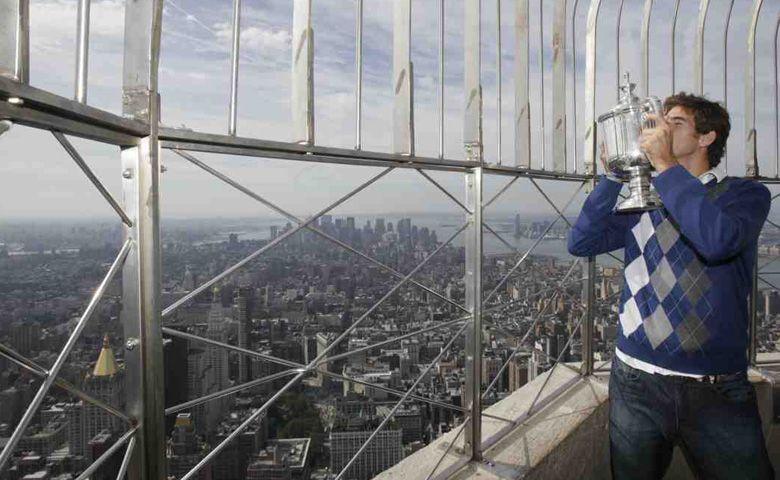 Del Potro, feliz en Nueva York: Ahora tengo que empezar a soñar otras cosas