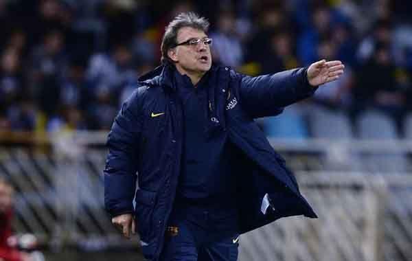 El Tata ya dirigió al seleccionado de Paraguay en el Mundial de Sudáfrica.