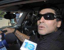 Maradona lanza su primera advertencia: A la selección no se le dice que no