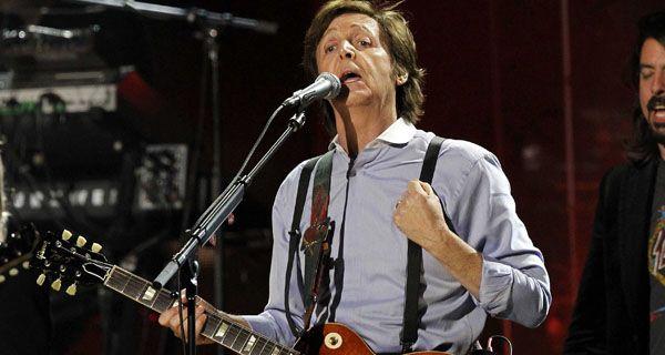 Paul McCartney podría tocar en Rosario como parte de su nueva gira por Latinoamérica