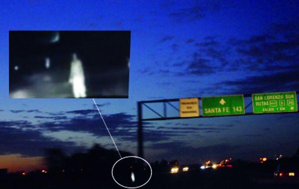 La imagen difundida en los portales y que se viralizó en la web. (imagen: SL24.com.ar)