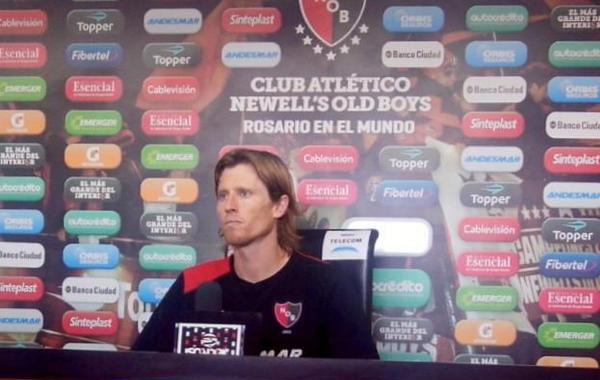 Diego Mateo dialogó con la prensa y admitió que al equipo le falta generar más situaciones.