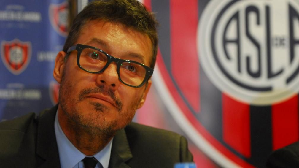 El vice de San Lorenzo se solidarizó con el vice de Newells.