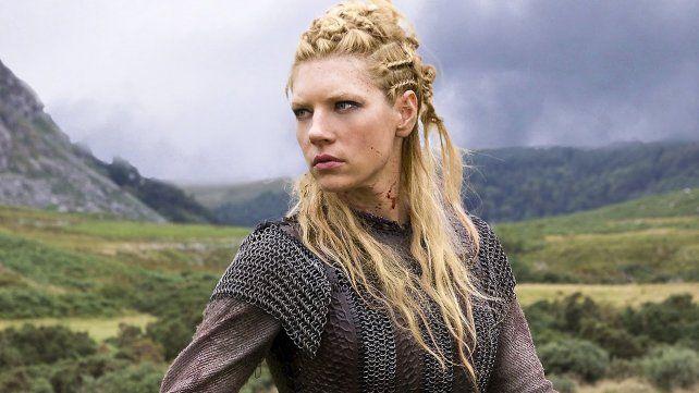 Lagertha es uno de los personajes favoritos de los seguidores de la serie Vikingos.