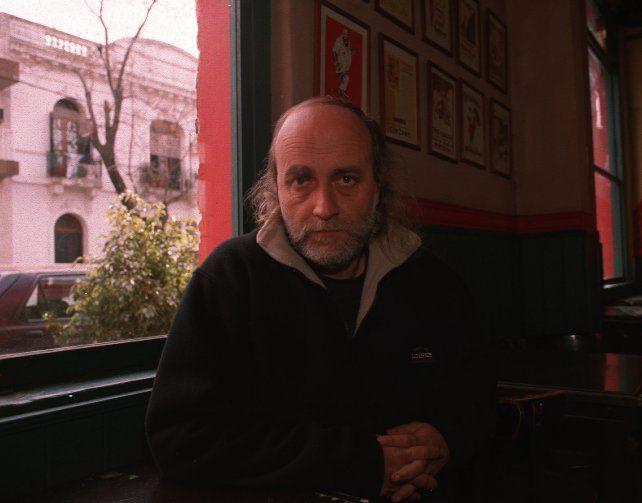 El pensador de Pichincha Daniel Briguet retratado por el Diario La Capital en 2002.