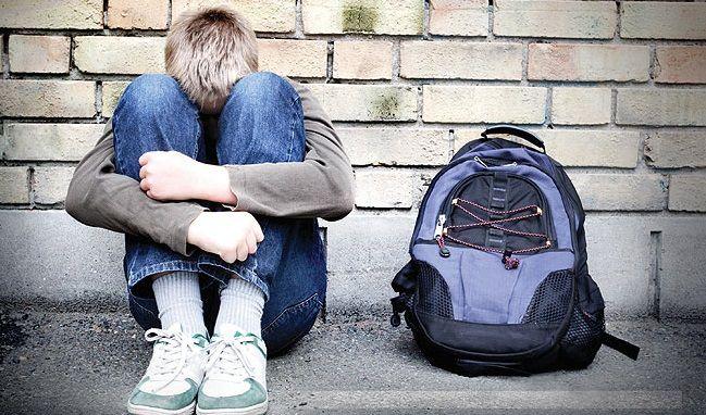 Las situaciones de acoso en la escuela pueden dejar huellas profundas en los menores.
