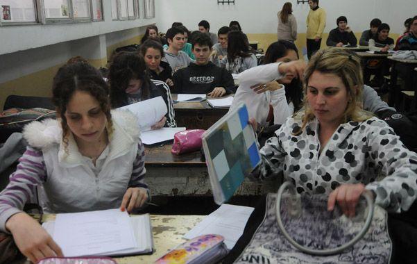 A la vanguardia. Las mujeres también son mayoría dentro del alumnado.