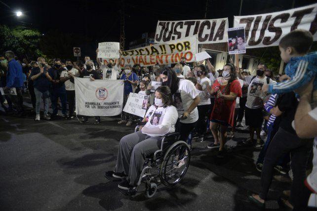 Cintia Díaz perdió a su esposo David Pizorno y a su hijo Valentino en el siniestro del último 20 de marzo.