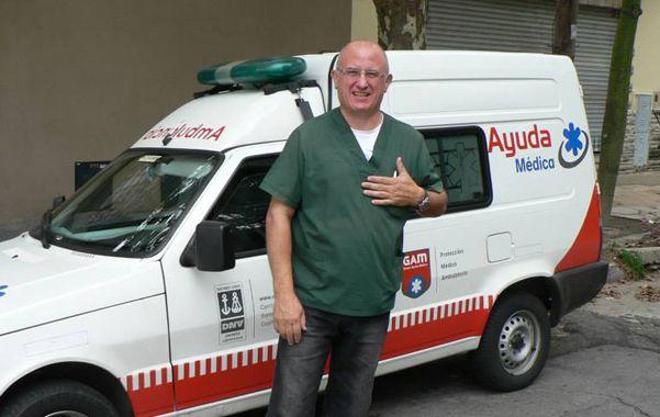 Gustavo Uhalde. El médico