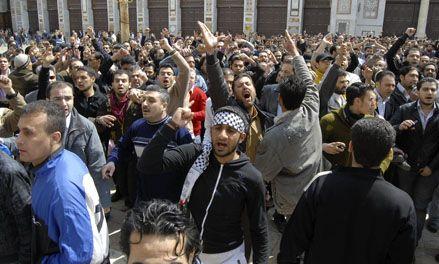 El régimen sirio reprime decenas de manifestaciones en todo el país