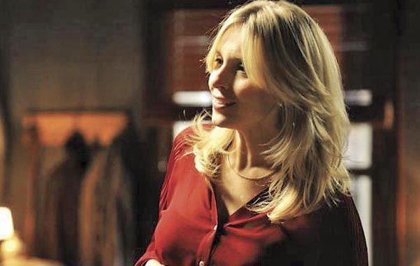La nueva. Carla Peterson abrió el fuego en la serie que emite la TV Pública.