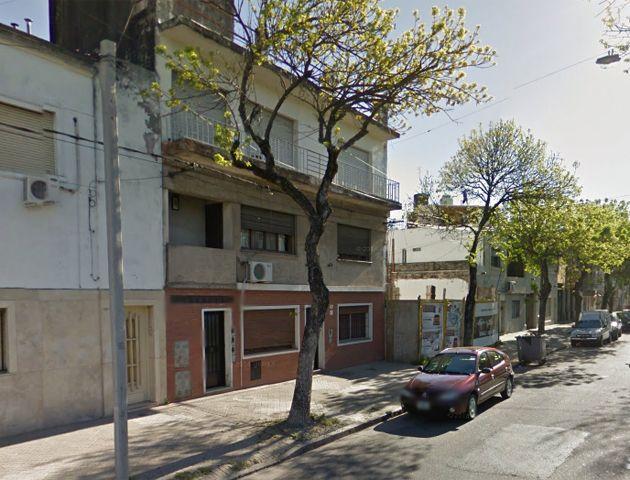 El lugar donde mataron a Francisco Calvano