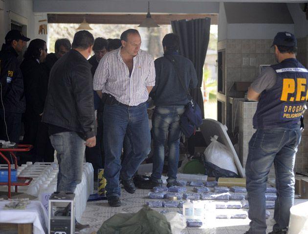 Berni dijo que vienen a ayudar y que la seguridad es responsabilidad de todos. (Foto: La Capital)