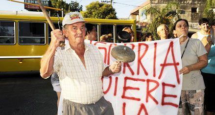 Baigorria declaró la emergencia hídrica y pide ayuda a la Nación