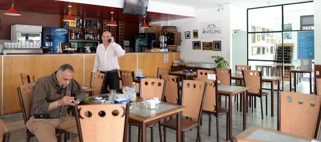 La semana pasada el bar Avelino cerró sus puertas y tras acciones para garantizar la seguridad
