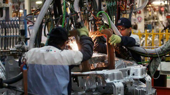 La industria metalmecánica tuvo una fuerte retracción en febrero.