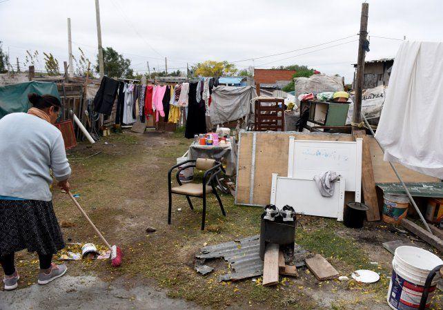El porcentaje de pobres en el Gran Rosario es superior al total nacional en casi un punto porcentual,